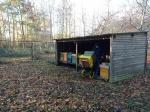 Bijenverhuis Kiewit - Heemtuin-trekschuren (11).jpg